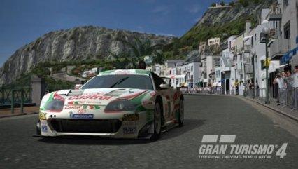 GT PSP será baseado no GT4 para PlayStation 2
