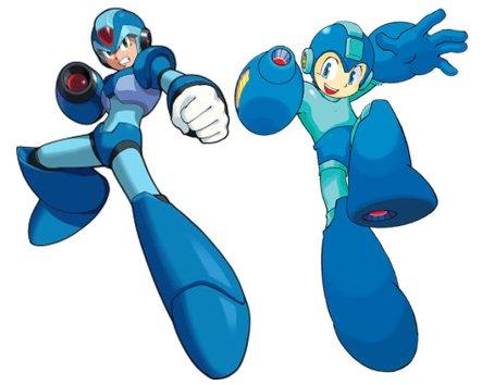 Mega Man e Mega Man X