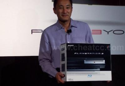 Kazuo Hirai e o PS3