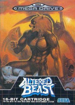 Altered Beast, o jogo dos feras…^^'