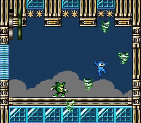 Tornado Blow, é um Air Man mais moderninho