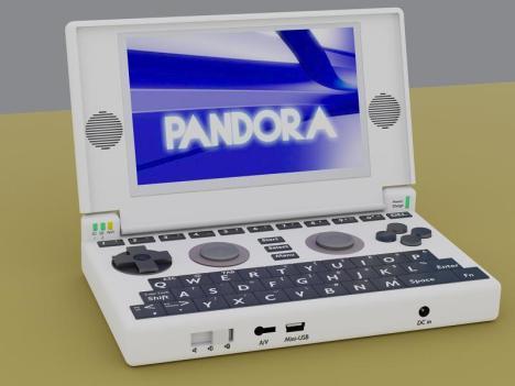 Podemos considerar o Pandora como o portátil da nova geração?