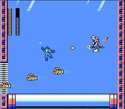 Mega Man e o primeiro desafio feminino da história do game