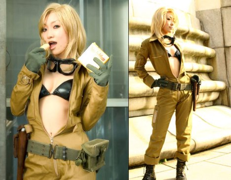 EVA - Metal Gear Solid 3