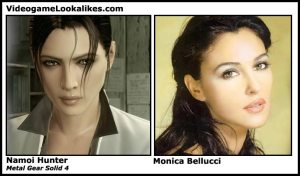 namoi-hunter-metal-gear-solid-monica-bellucci