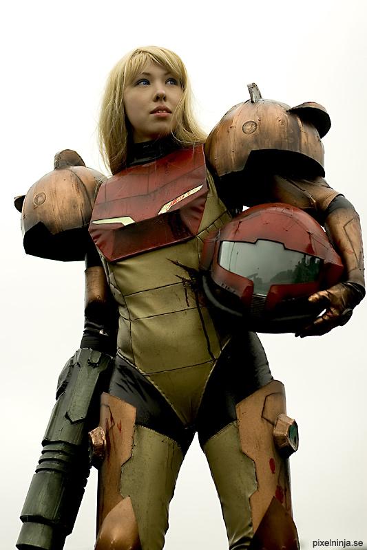 samus aran cosplay 1 kimberly williams paisley ...