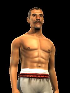 Mestre Vuê é um dos principais personagens do jogo