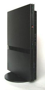 PlayStation 2 Slim foi lançado em 2004, para redução de custos da Sony